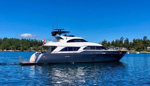 Used Leclercq 76' Raised Pilothouse Motor Yacht For Sale