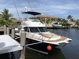 Used Glacier Bay 3490 Power Catamaran Boat For Sale