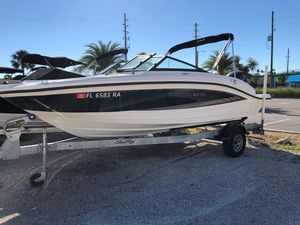 Used Sea Ray 19 SPX Other Boat For Sale