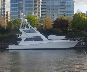 Used Viking Sport Fisherman Motor Yacht For Sale
