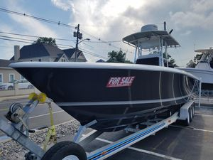 Used Contender 31 Tournament Center Console Fishing Boat For Sale