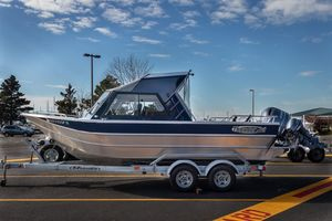 Used Thunder Jet Luxor 21 OS Other Boat For Sale