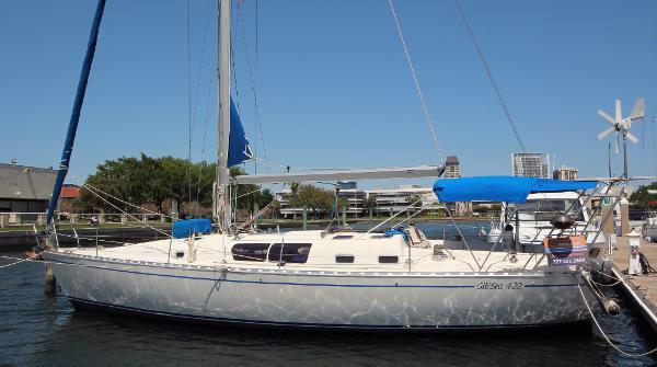 Used Dufour Gib'sea 422 Furling Main Cruiser Sailboat For Sale