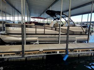 Used Harris Grand Mariner 270 Pontoon Boat For Sale