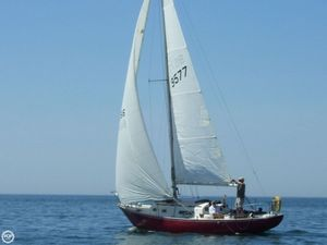 Used C & C Yachts 30 Redwing Sloop Sailboat For Sale