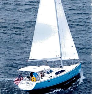 Used Beneteau Oceanis 40 Tri-cabin Cruiser Sailboat For Sale