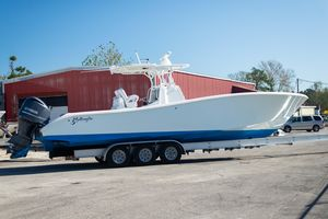 Used Yellowfin 34 Center Console34 Center Console Center Console Fishing Boat For Sale