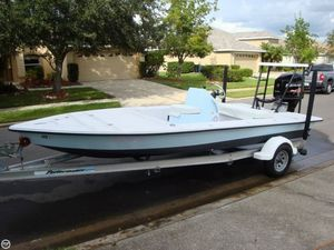 Used Baycraft 185 Flats Fishing Boat For Sale