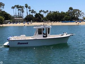Used Shamrock 200 Pilothouse Boat For Sale