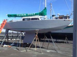 Used Thunderbird Cruiser Sailboat For Sale