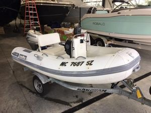 Used Caribe 10 Tender Boat For Sale