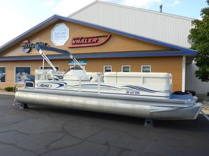 Used Aloha Pontoon TROPICAL 25TROPICAL 25 Pontoon Boat For Sale