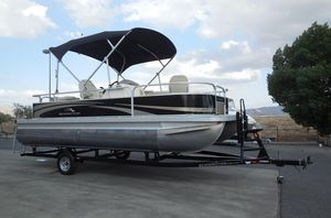 Used Bennington S 20SFS 20SF Pontoon Boat For Sale