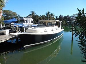 Used Mainship Pilot 34Pilot 34 Downeast Fishing Boat For Sale