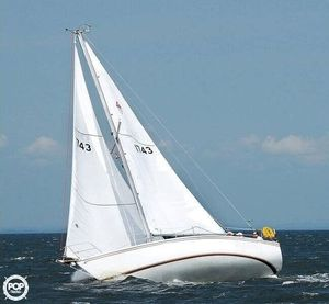 Used Catalina 30 TRBS Mark I Sloop Sailboat For Sale