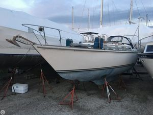 Used Bristol Boats 35.5C Sloop Sailboat For Sale
