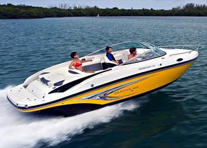 Used Rinker 246 Captiva Cuddy Express Cruiser Boat For Sale