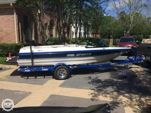 Used Mb Sports Boss 190 Ski and Wakeboard Boat For Sale