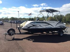 Used Razor 219 UU219 UU Deck Boat For Sale