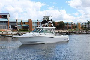 Used Boston Whaler 345 Conquest Sports Fishing Boat For Sale