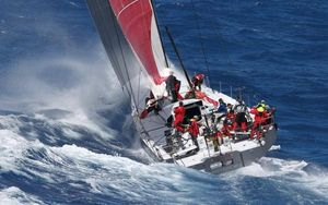 Used Cookson Volvo 70 Racer and Cruiser Sailboat For Sale