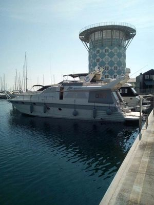 Used Marchi 63 fly63 fly Flybridge Boat For Sale