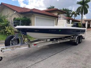 Used Shearwater Z2200Z2200 Saltwater Fishing Boat For Sale