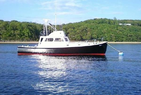 Used Hanffs Sport Fisherman Convertible Sports Fishing Boat For Sale