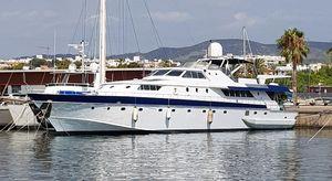 Used Custom Lavagna Shipyard 120Lavagna Shipyard 120 Motor Yacht For Sale