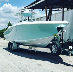 Used Fountain 38 Center Console38 Center Console Center Console Fishing Boat For Sale