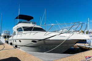 Used Cranchi Atlantique 38 Sports Cruiser Boat For Sale