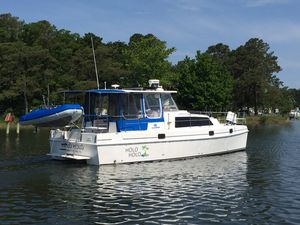 Used Endeavour Trawler Cat Trawler Boat For Sale