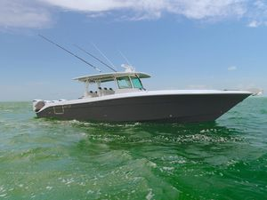 New Hcb Siesta 42 Center Console Fishing Boat For Sale