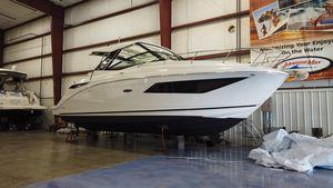 New Sea Ray Sundancer 320 Sports Cruiser Boat For Sale