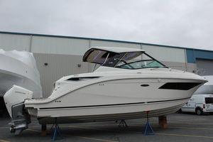 New Sea Ray Sundancer 320 OB Cuddy Cabin Boat For Sale