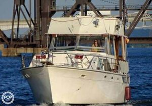 Used Pacemaker MY 40 Aft Cabin Boat For Sale
