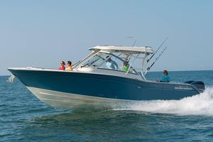 New Grady-White Freedom 325 Sports Fishing Boat For Sale