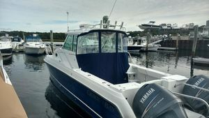 Used Glacier Bay Coastal Runner 2680 Power Catamaran Boat For Sale