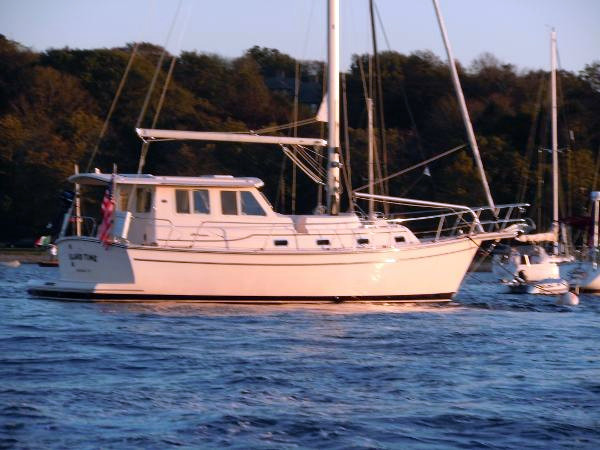 Used Island Packet Yachts Sp Cruiser Sailboat For Sale