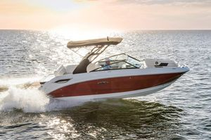 New Sea Ray SDX 250 Bowrider Boat For Sale