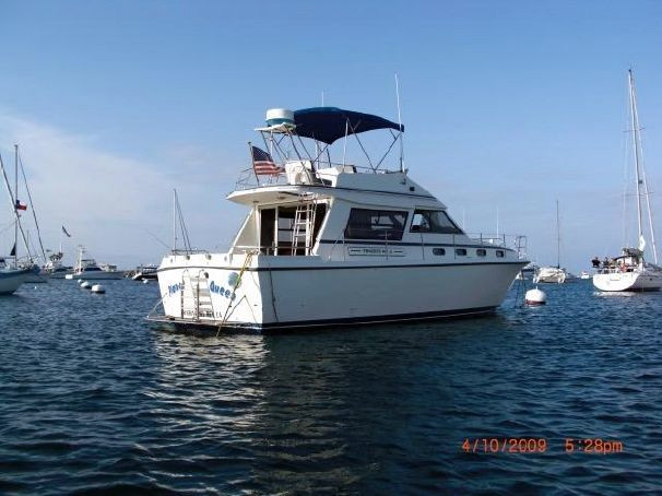 Used Princess Yachts Cruiser Boat For Sale