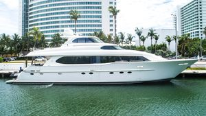 Used Lazzara 94 Mega Yacht For Sale