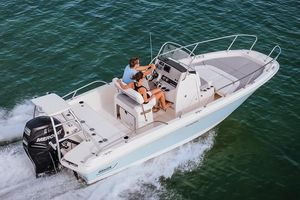New Boston Whaler 210 Dauntless High Performance Boat For Sale