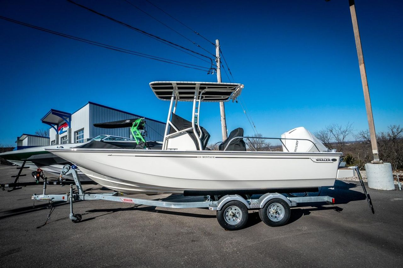 2019 New Boston Whaler 210 Montauk Freshwater Fishing Boat For Sale Drawing Schematic Diagram Of Navigation Lamp Wiring On