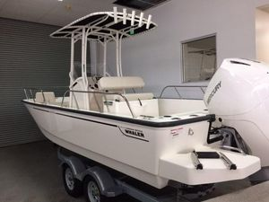 New Boston Whaler 210 Montauk Freshwater Fishing Boat For Sale