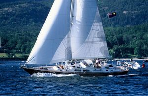 Used Hinckley Sou'wester 59 CC Sloop Cruiser Sailboat For Sale