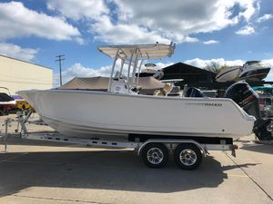 New Sportsman Heritage 231 Center Console Center Console Fishing Boat For Sale