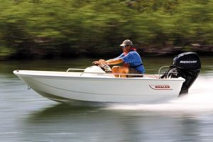 New Boston Whaler 110 Sport Commercial Boat For Sale
