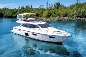 Used Ferretti Yachts 570 Motor Yacht For Sale