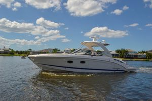 Used Chaparral 337 SSX Cuddy Cabin Boat For Sale
